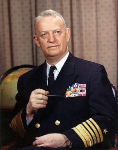Admiral Arleigh A. Burke